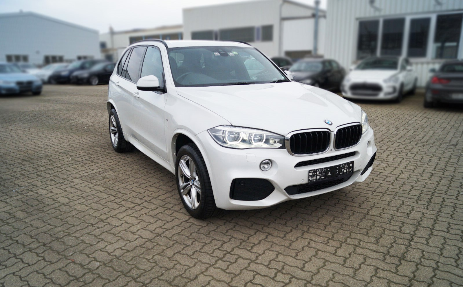 BMW X5 (F15) 2013-2018 | Different Car Review