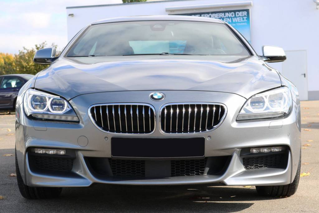 BMW 6 series (F06, F12, F13) 2011-2018 | Different Car Review