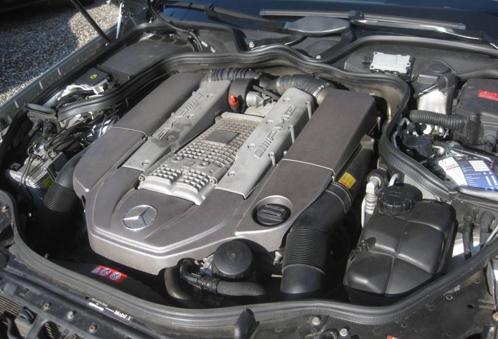 Mercedes E 55 AMG, E63 AMG (W211) 2003-2009 | Different Car
