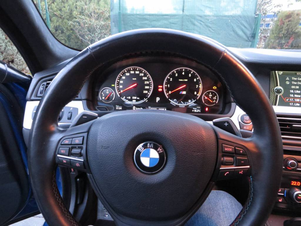 BMW M5 (F10) 2011-2017 | Different Car Review