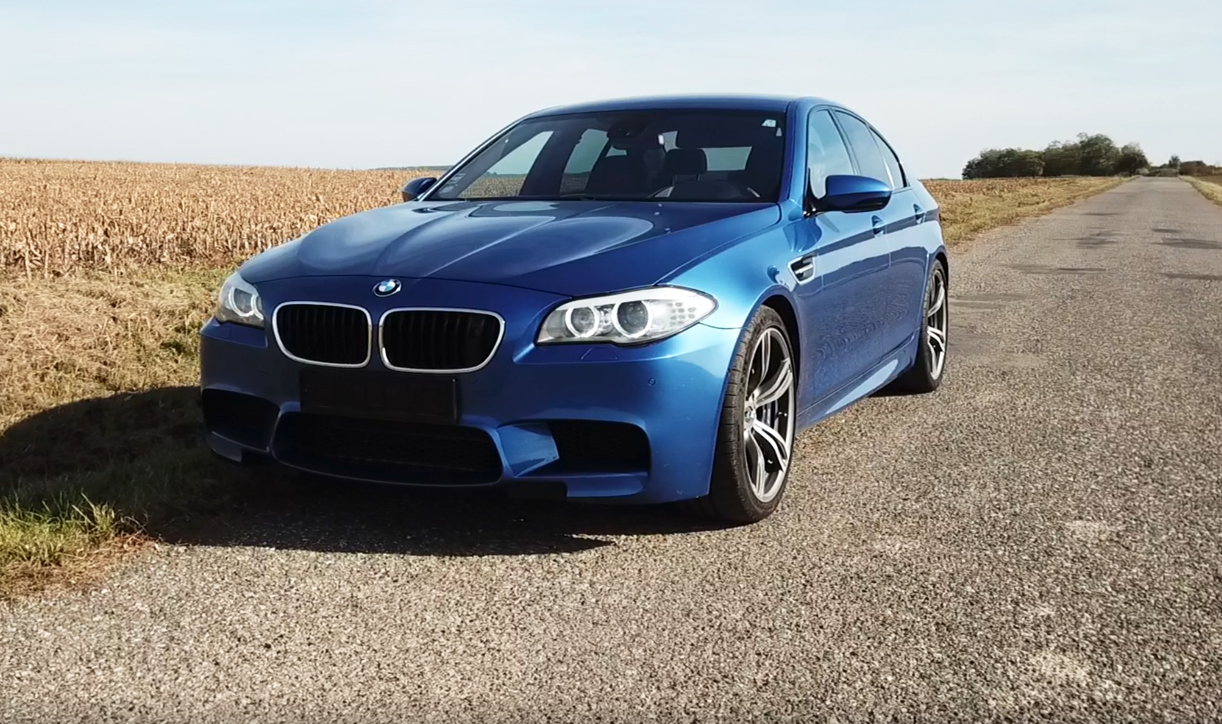 Bmw M5 F10 2011 2017 Different Car Review