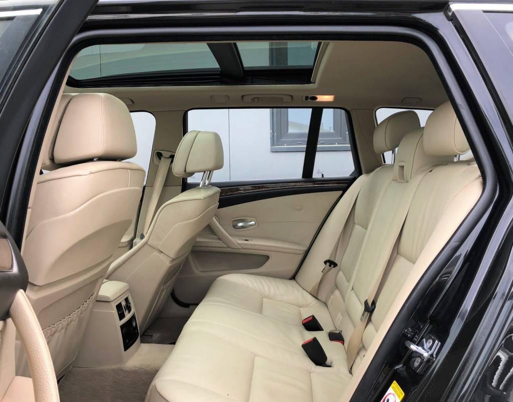 BMW 5 series (E60, E61) 2003-2010 | Different Car Review