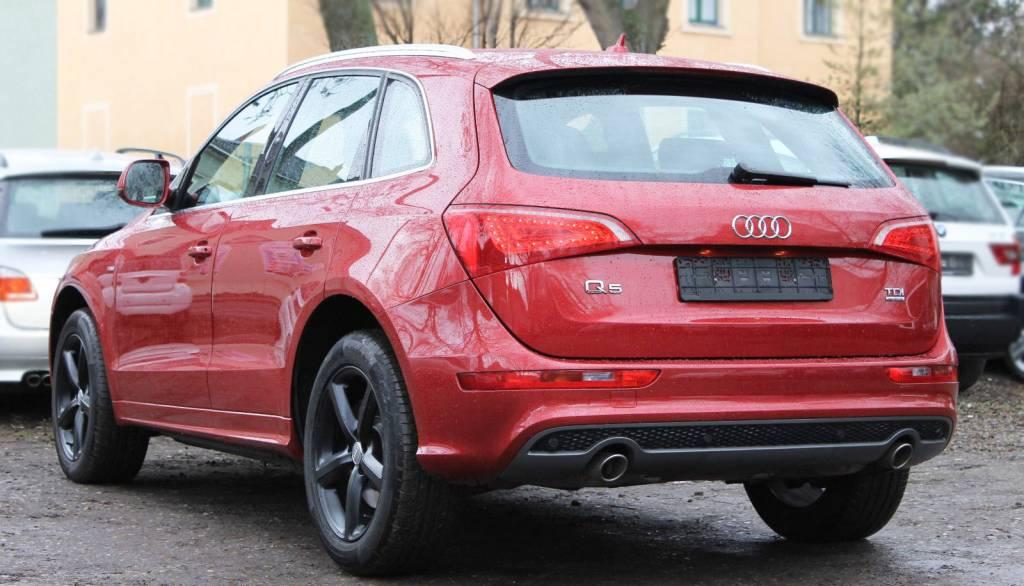 Audi Q5 Squeaky Sunroof