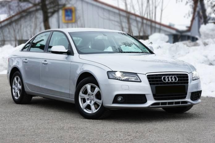 Audi A4  B8  8k  2008